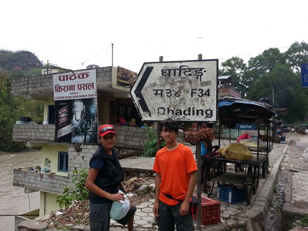ArunasNepalRelief, Inc. in Dhading June 19th, 2015