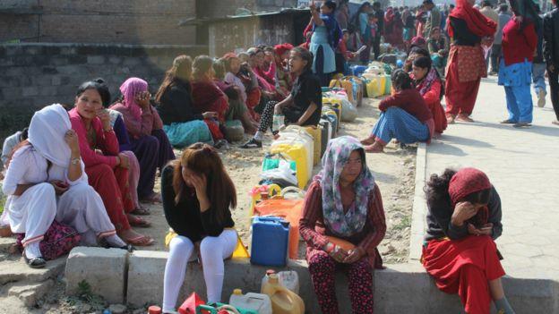 BBC News/World Asia/ 12th Dec, 2015 Nepal blockade: 6 ways it affects the country